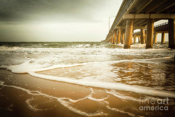 Photograph - Chick's Beach by Lisa McStamp