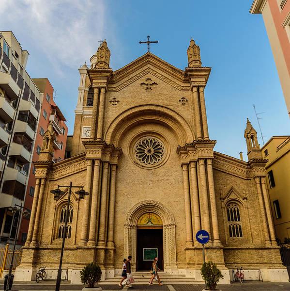 Photograph - Chiesa Di Sacro Cuore by Randy Scherkenbach