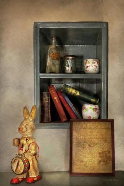 Photograph - Child - My Disturbing Childhood by Mike Savad