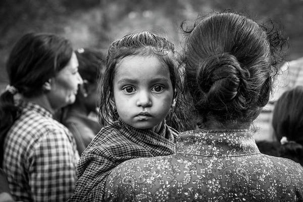 Photograph - Children Of Nepal by Laura Szanto