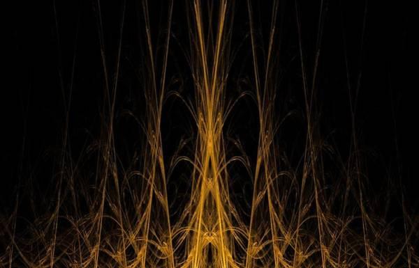 Cookout Digital Art - Children Of The Corn by Aunita Tyler