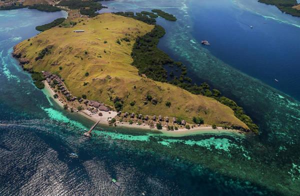 Photograph - Chilli Shaped Hill Island by Pradeep Raja PRINTS