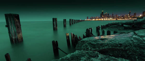 Photograph - Chilly Chicago by Dillon Kalkhurst