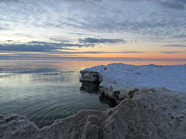 Photograph - Chilly View by Greta Larson Photography