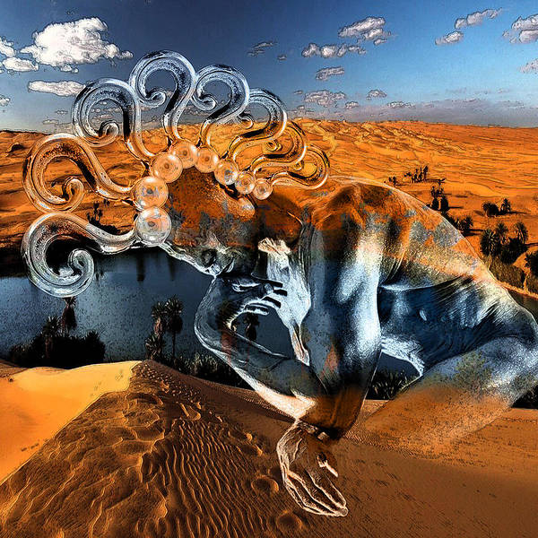 Altered Digital Art - Chimera  by Marian Voicu