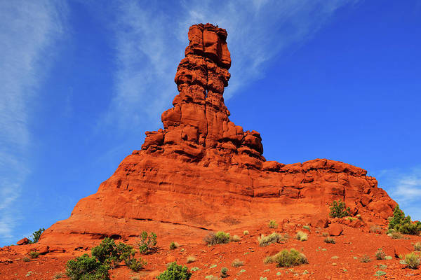 Photograph - Chimney Rock by Greg Norrell