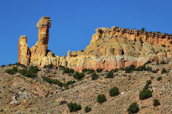 Photograph - Chimney Rock - New Mexico #3 by Stuart Litoff