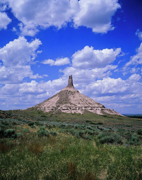 Photograph - Chimney Rock by Robert Potts