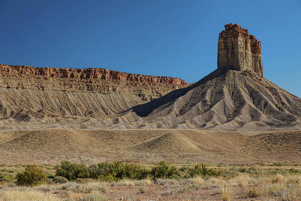 Photograph - Chimney Rock Towaoc Colorado by James BO Insogna