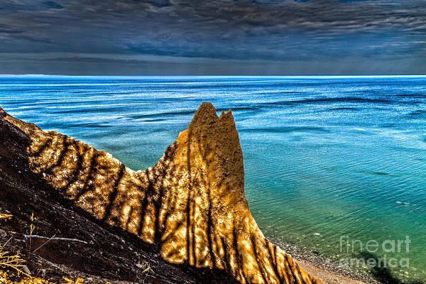 Photograph - Chimney Rock by William Norton