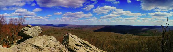 Photograph - Chimney Rocks by Raymond Salani III