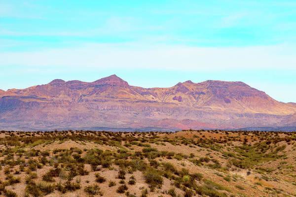 Photograph - Chinati Range by SR Green