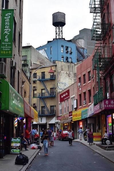 Wall Art - Photograph - Chinatown by Brian Morales