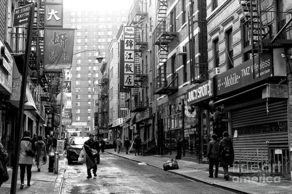 Photograph - Chinatown Light by John Rizzuto