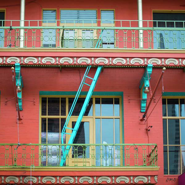 Photograph - Chinatown San Francisco I Color by David Gordon