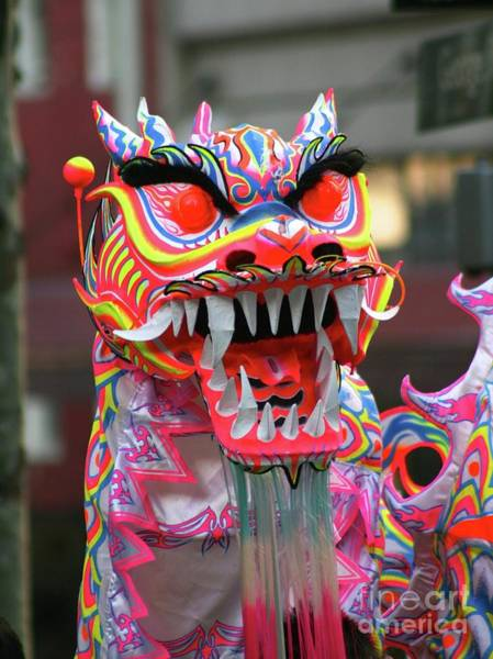 Wall Art - Photograph - Chinese Dragon by Gregory E Dean