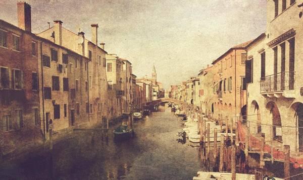 Photograph - Chioggia by Vittorio Chiampan