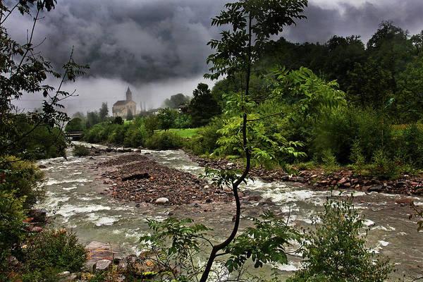 Moberly Photograph - Chironico, Ticino, Switzerland by Guy Moberly