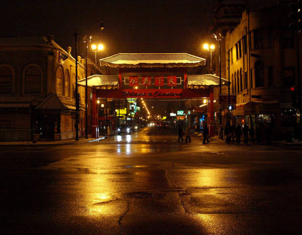 Photograph - Chitown by James Granberry