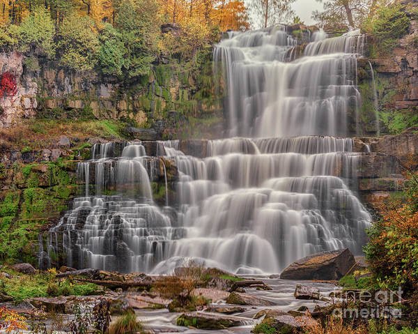Photograph - Chittenango Falls by Rod Best