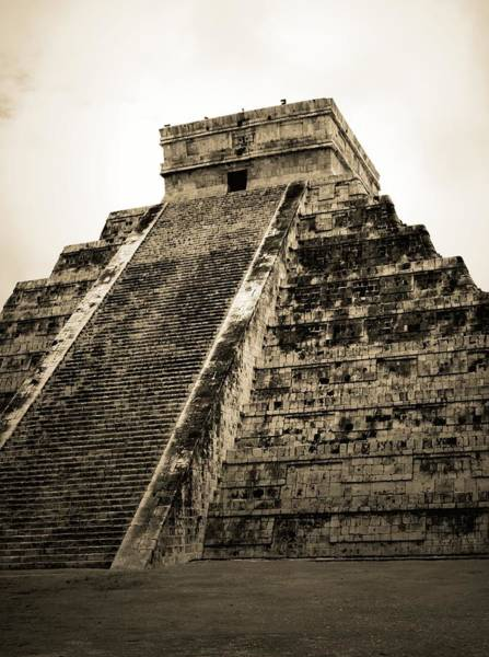 Kukulcan Photograph - Chitzen Itza by Aaron Smith