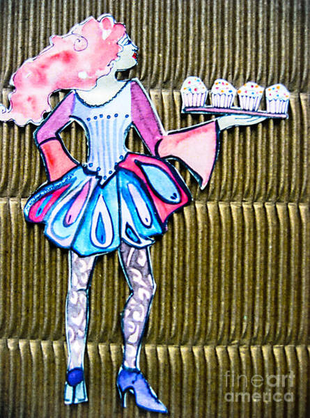 Painting - Chloe by Marilyn Brooks