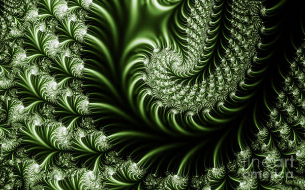 Digital Art - Chlorophyll by Clayton Bruster