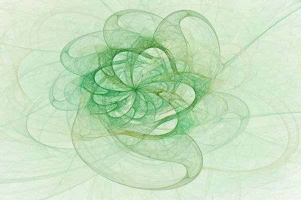 Digital Art - Chloroplasmosis by Doug Morgan