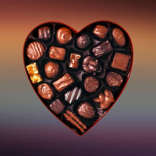 Digital Art - Chocolate 1 by Movie Poster Prints