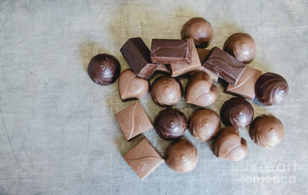 Photograph - Chocolate 7 by Andrea Anderegg
