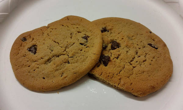 Photograph - Chocolate Chip Cookies by Pamela Walton