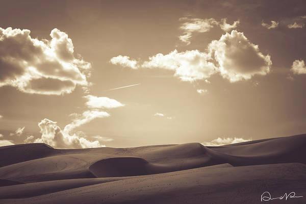 Photograph - Chocolate Dunes by Dennis Dempsie