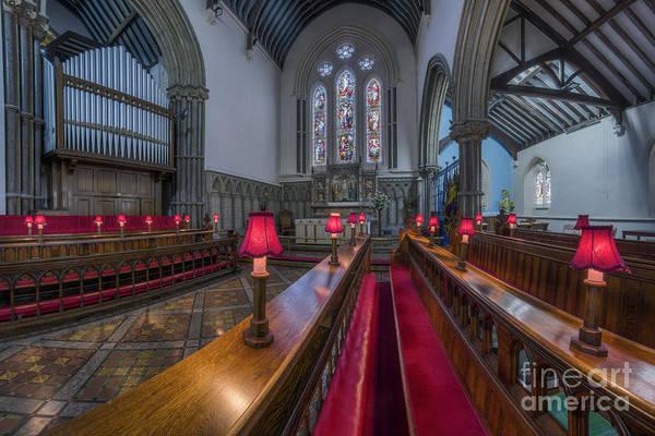 Photograph - Choir Hymns by Ian Mitchell