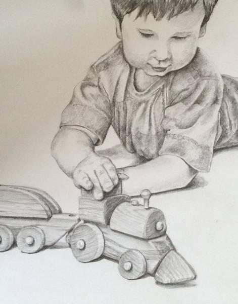 Choo Choo Art Print