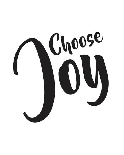 Motivation Mixed Media - Choose Joy by Studio Grafiikka