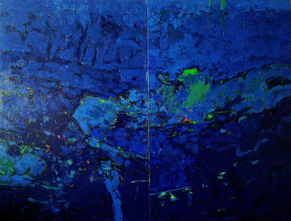 Wall Art - Painting - Chopin Nocturne Op. 9 No. 2 by Vladimir Vlahovic