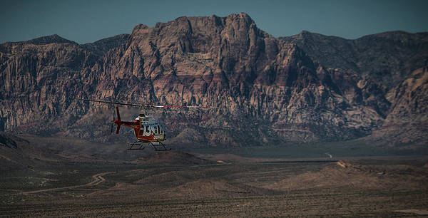 Photograph - Chopper 13-1 by Ryan Smith