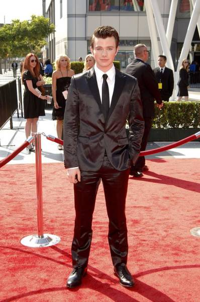 Nokia Photograph - Chris Colfer At Arrivals For Primetime by Everett