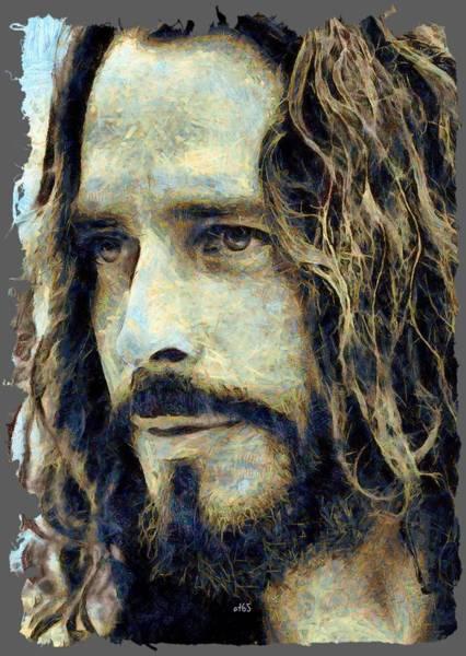 Chris Cornell Wall Art - Mixed Media - Chris Cornell by Antonella Torquati