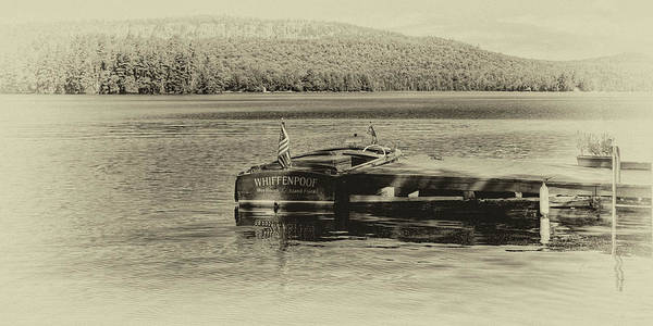 Photograph - Vintage 1958 Chris Craft by David Patterson