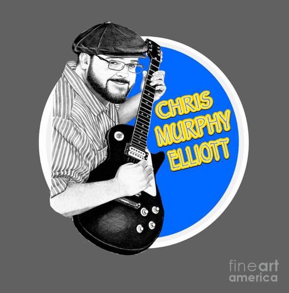 Elliott Digital Art - Chris Murphy Elliott Logo by Chris Murphy Elliott