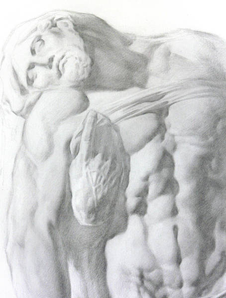 Christ 1a Art Print by Valeriy Mavlo
