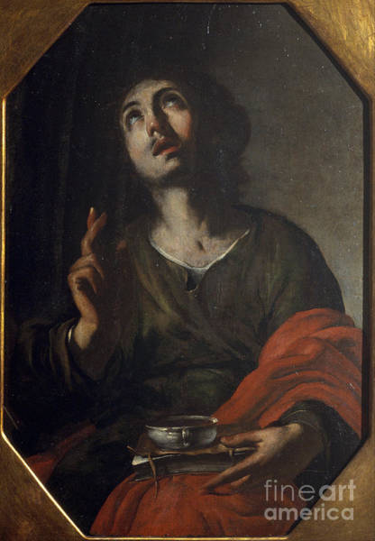 Painting - Christ by Celestial Images