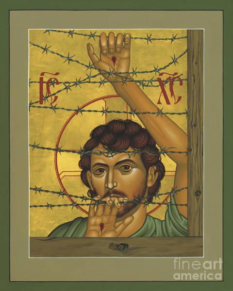 Christ Of Maryknoll - Rlcom Art Print