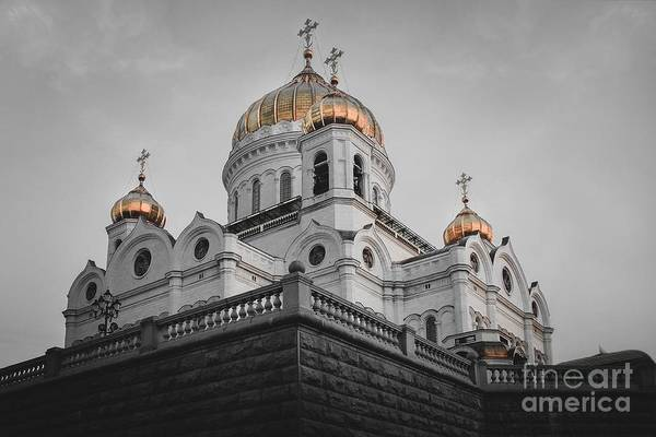 Photograph - Christ The Savior Cathedral by Iryna Liveoak