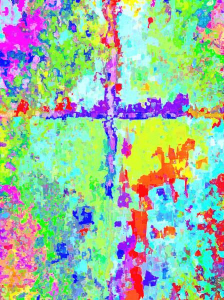 Digital Art - Christianity 1 by Payet Emmanuel