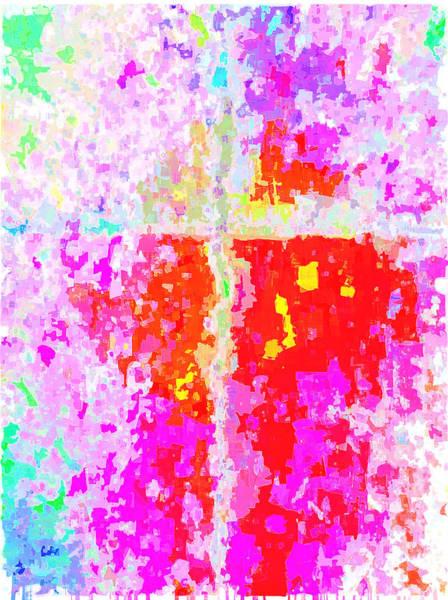 Digital Art - Christianity 11 by Payet Emmanuel