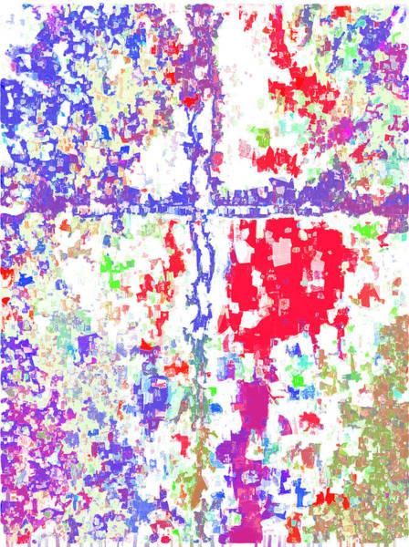 Digital Art - Christianity 13 by Payet Emmanuel