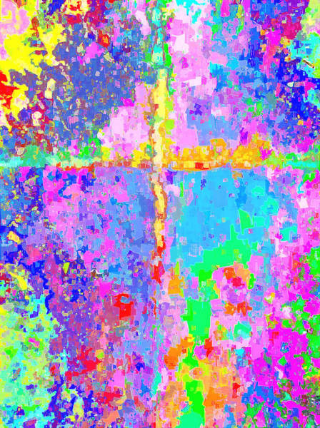 Digital Art - Christianity 5 by Payet Emmanuel
