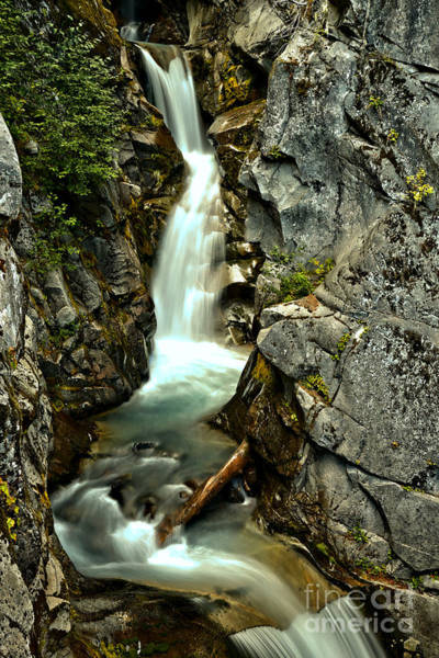 Photograph - Christine Falls Closeup by Adam Jewell